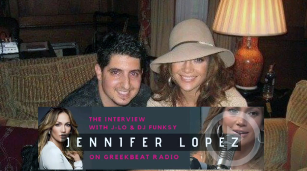 Jennifer Lopez Live Interview with DJ Funksy