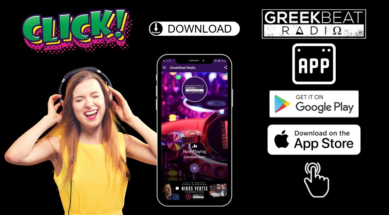 GREEKBEAT APP ANDROID IPHONE DOWNLOAD